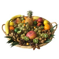 Corbeille de fruits 10kg-12kg /50€