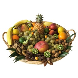 Corbeille de fruits /50€