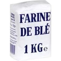 Farine de blé T55 / 1Kg