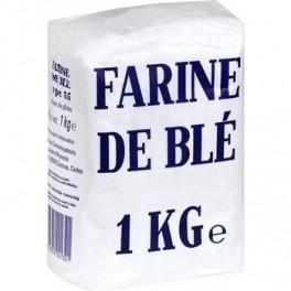 1Kg x Farine de blé T55