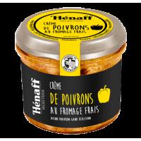 Crème de Poivron au fromage frais- 90g