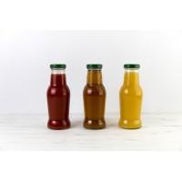 25cl de Jus d'orange / 1 petite bouteille