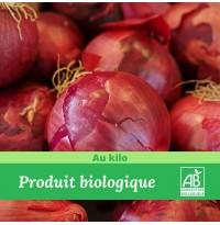 Oignon rouge BIO  / 1Kg