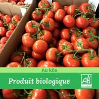 Tomate Grappe Bio colis de 2Kg