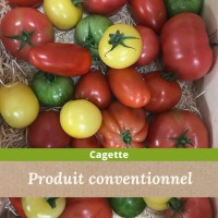 Tomates saveurs d'Antan / 3.5Kg