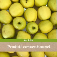 Pomme Golden colis de 2Kg