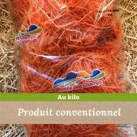 sachet de carotte rappée - madisfrais.com