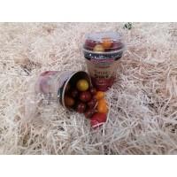 Shaker Tomates cerises 3 couleurs 250g