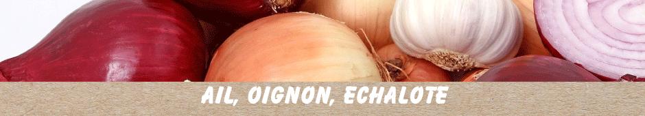 Oignon & Ail & Échalote